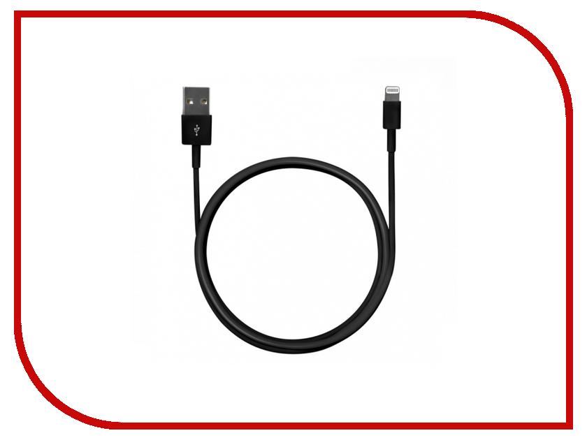 Аксессуар ACD Link Lightning USB-A PVC 1m Black ACD-U910-P6B firman acd 100 500
