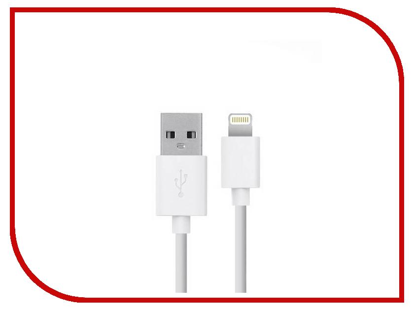 Аксессуар ACD Link Lightning USB-A PVC 1m Black ACD-U910-P6W