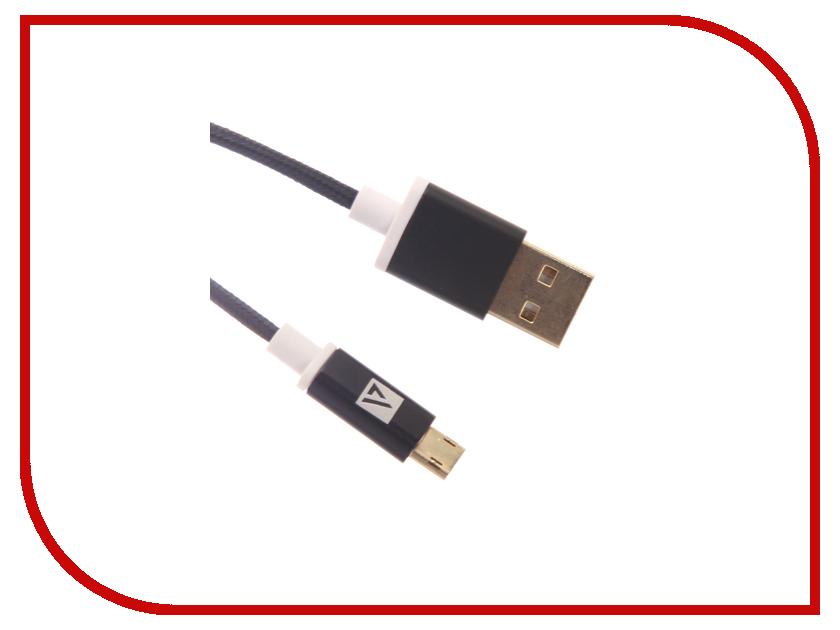 Аксессуар Кабели USB ACD USB кабель ACD Style MicroUSB USB-A 1m Black ACD-U913-M2B hammer premium acd 121 le acd 120 le acd 141 le 101 030