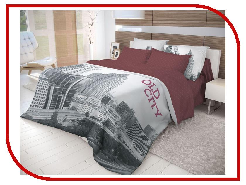 Постельное белье Волшебная ночь Old City Комплект Евро Ранфорс 702192 постельное белье волшебная ночь ева комплект евро ранфорс pink 183732