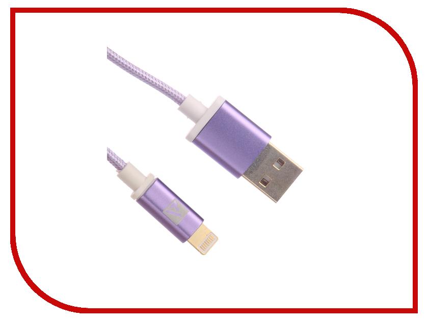 Аксессуар ACD Style Lightning USB-A 1m Purple ACD-U913-P6P firman acd 100 500