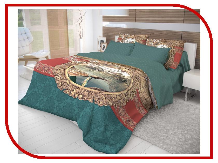 Постельное белье Волшебная ночь Orient Комплект Евро Ранфорс 702265