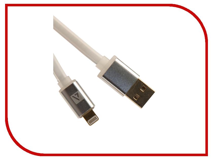 Аксессуар ACD Smart Lightning USB-A 1m White ACD-U915-P6W шут голова изумрудно красная с двумя бубенцами малая декорация н l w 15 18 9 1082347