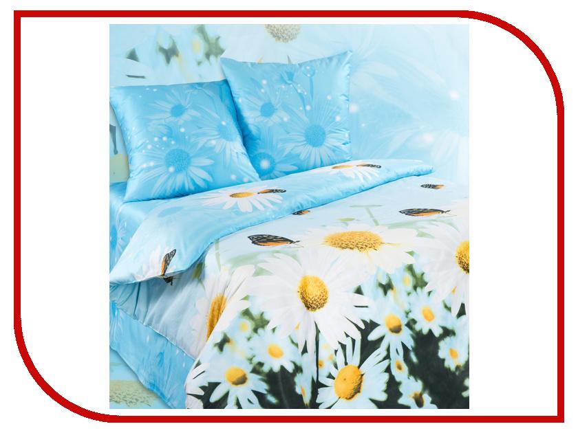 Постельное белье Экзотика Эвелина Комплект 2 спальный Сатин постельное белье рагнеда сатин 2 спальный