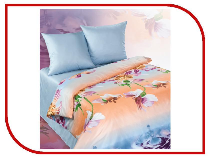 Постельное белье Экзотика 456 Комплект 2 спальный Сатин постельное белье рагнеда сатин 2 спальный