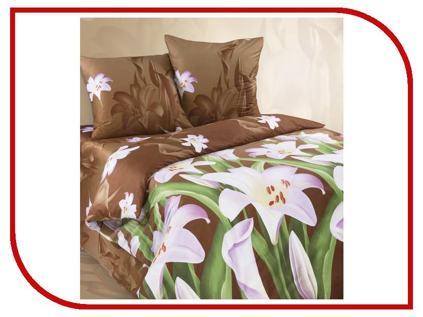 Постельное белье Экзотика Чилита Комплект 2 спальный Сатин постельное белье рагнеда сатин 2 спальный