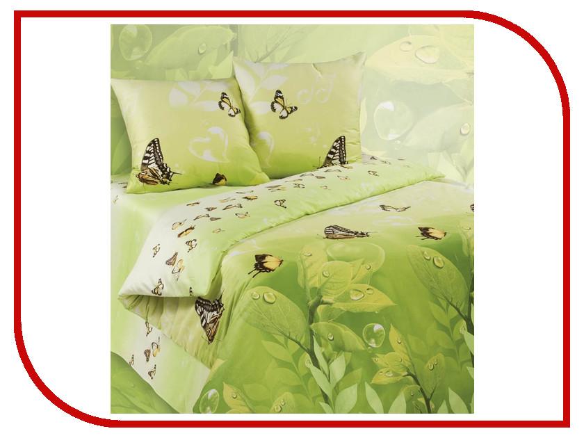 Постельное белье Экзотика Фая Комплект 2 спальный Сатин постельное белье рагнеда сатин 2 спальный