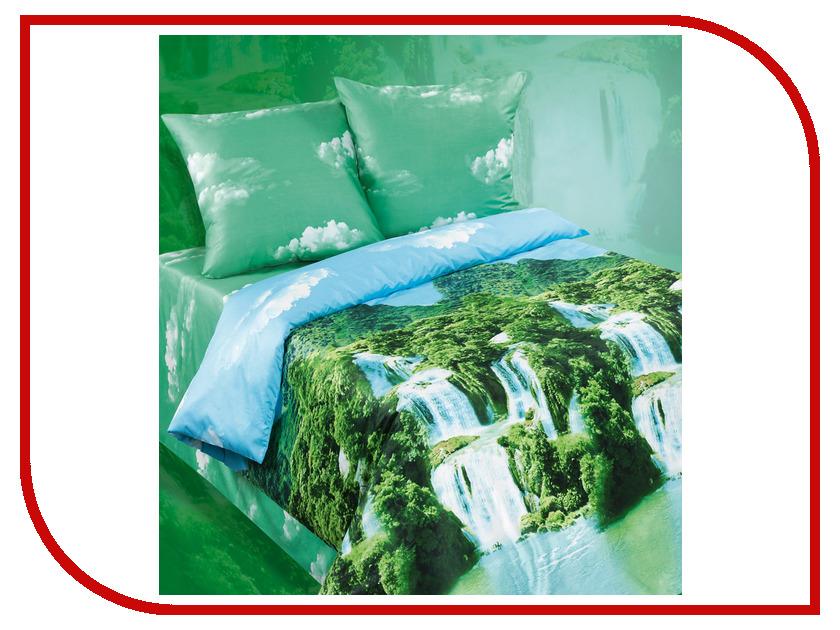 Постельное белье Экзотика 426 Комплект 2 спальный Сатин