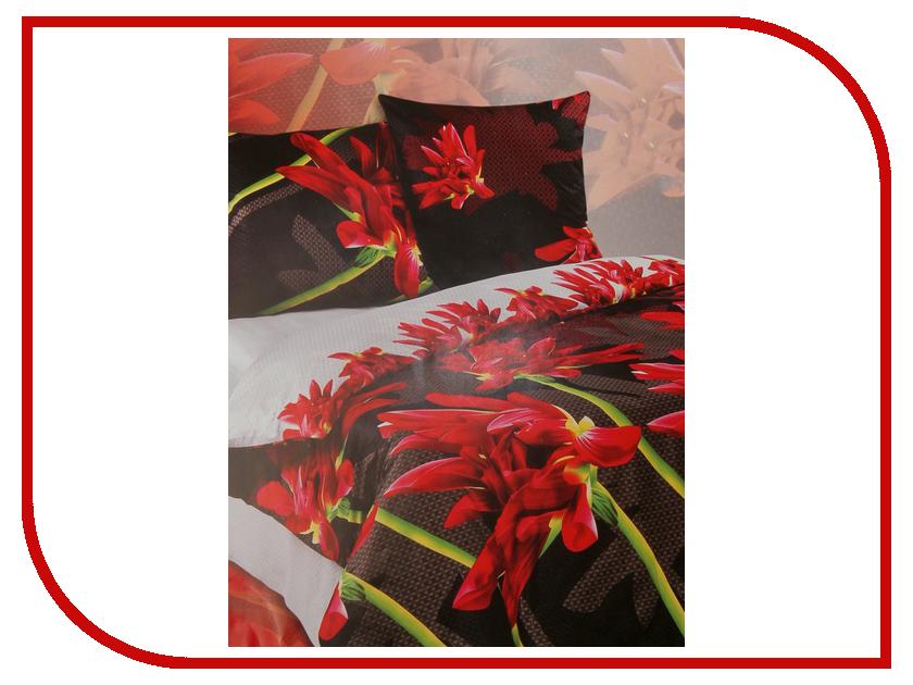 Постельное белье Экзотика Сан-Ремо Комплект 1.5 спальный Сатин сан джованни баттиста парусник