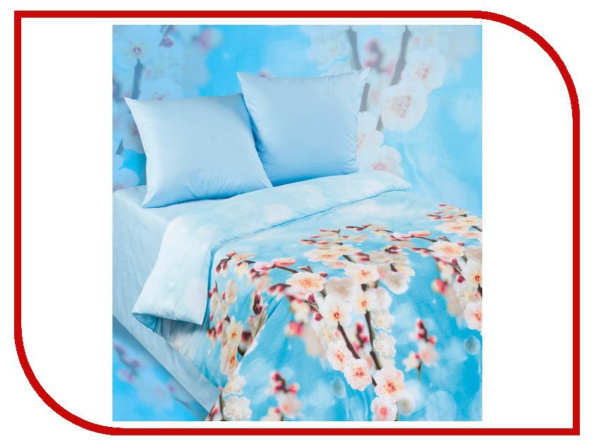 Постельное белье Экзотика 420 Комплект 1.5 спальный Сатин