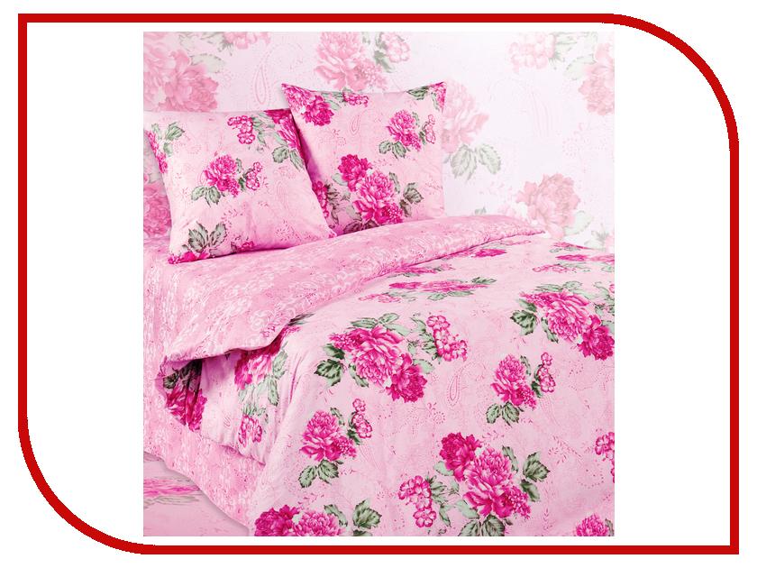 Постельное белье Экзотика Дикая Роза Комплект 2 спальный Поплин