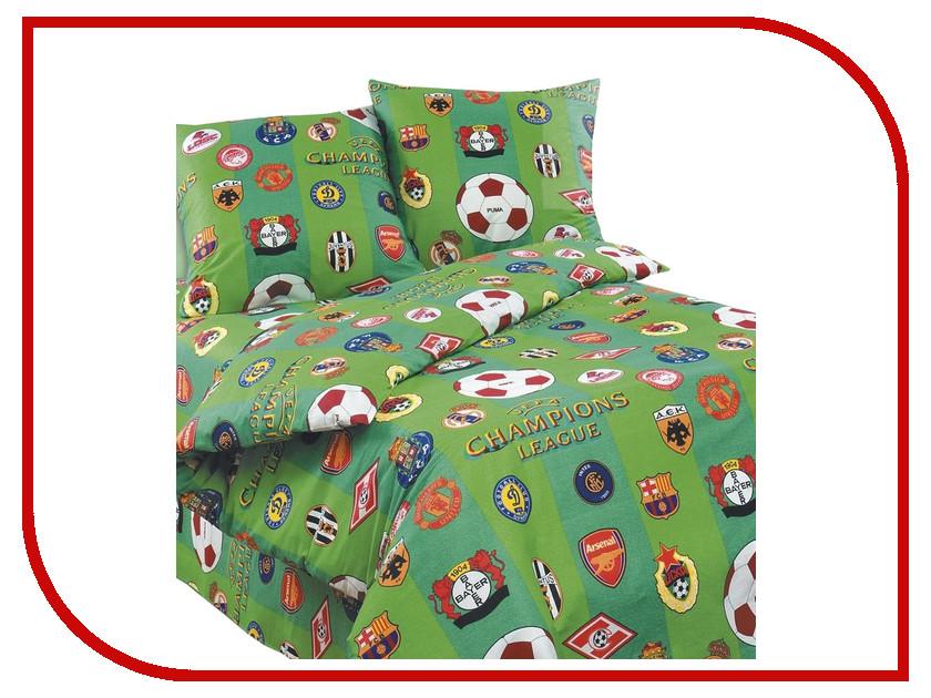 Постельное белье Экзотика 13 Комплект 1.5 спальный Поплин