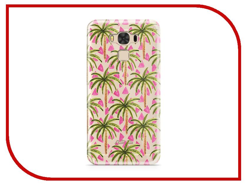 Аксессуар Чехол ASUS ZenFone 3 Max ZC553KL With Love. Moscow Silicone Palm 7226 шлифовальная машина skil fox 7226 lc