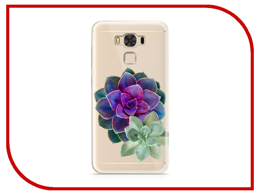 Аксессуар Чехол ASUS ZenFone 3 Max ZC553KL With Love. Moscow Silicone Flower 2 7235 аксессуар чехол samsung galaxy a3 2017 a320 with love moscow starlight night 6981