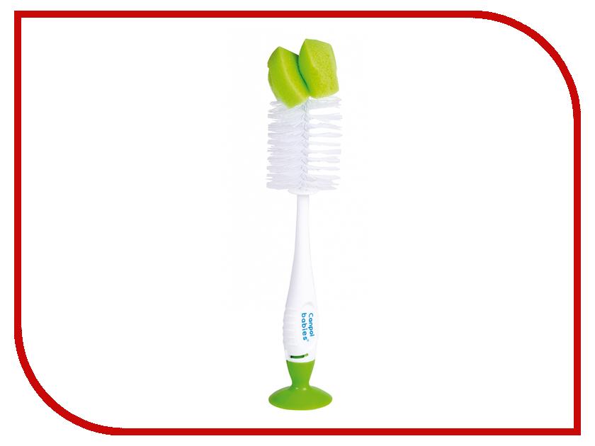 Ершик для мытья бутылочек и сосок Canpol 56/122 Green 250930550