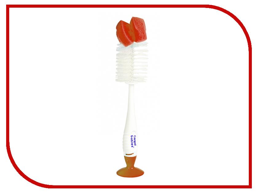 Ершик для мытья бутылочек и сосок Canpol 56/122 Red 250930549