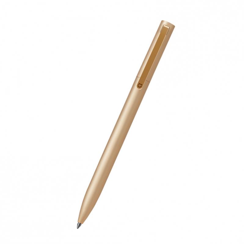 Ручка Xiaomi Mijia Pen 2 корпус Gold, стержень Black