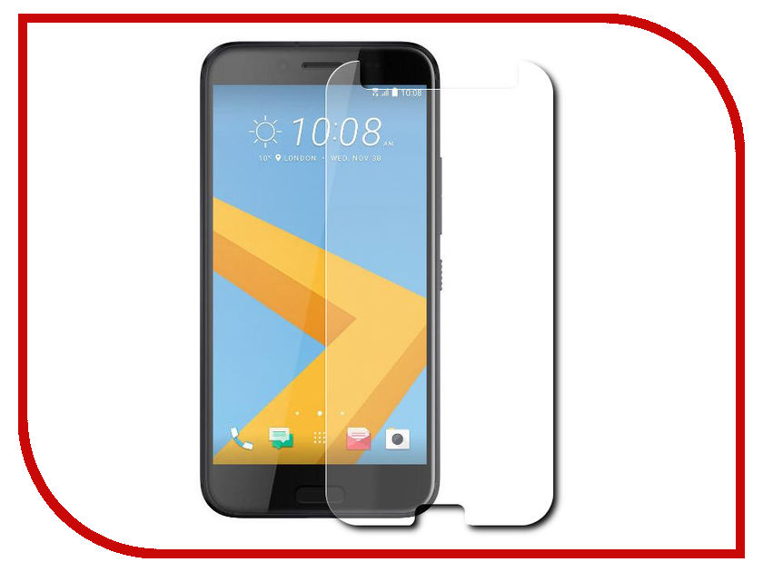 Аксессуар Защитное стекло HTC 10 Evo Activ Transparent 66870 htc 10 evo