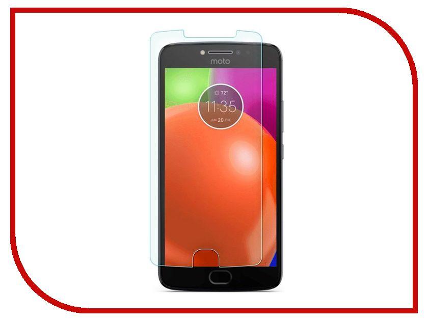 Аксессуар Защитное стекло для Motorola Moto E4 Pero