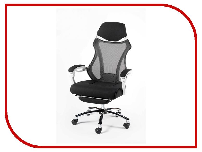 Компьютерное кресло Norden 007 Black-White H-007 А