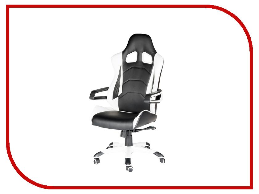Компьютерное кресло Norden Джокер Х Black-White CX0688H01