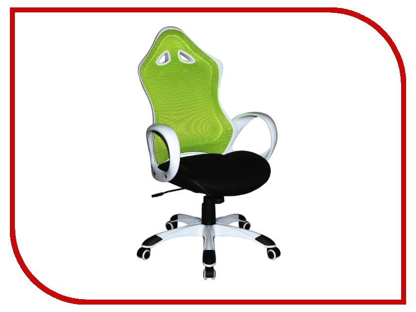 Компьютерное кресло Norden Тесла White-Green CX0398H01