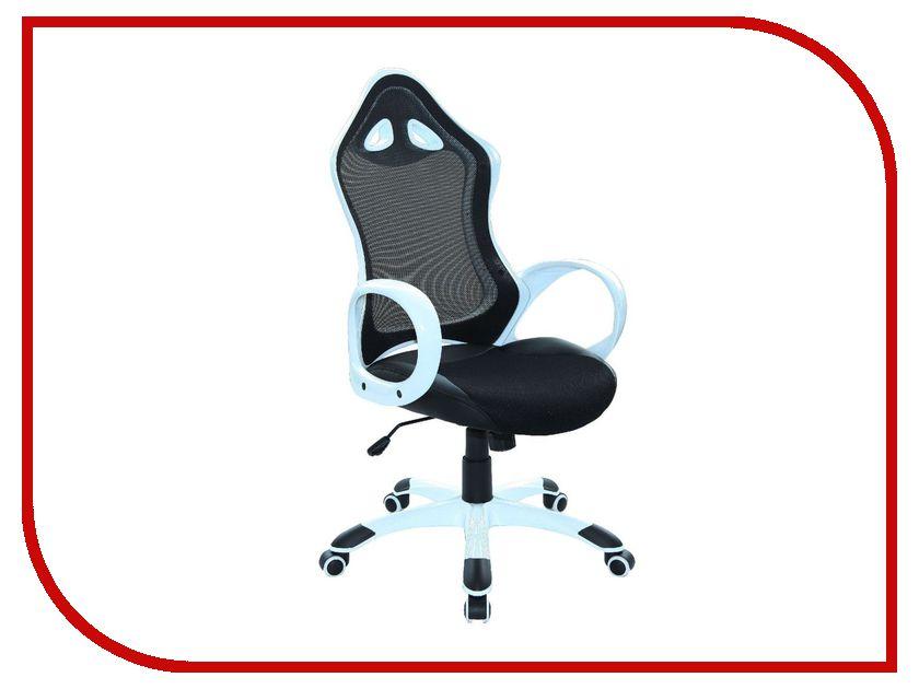 Компьютерное кресло Norden Тесла CX0398H01 White-Black sennheiser cx 3 00 шумоизолирующие наушники white