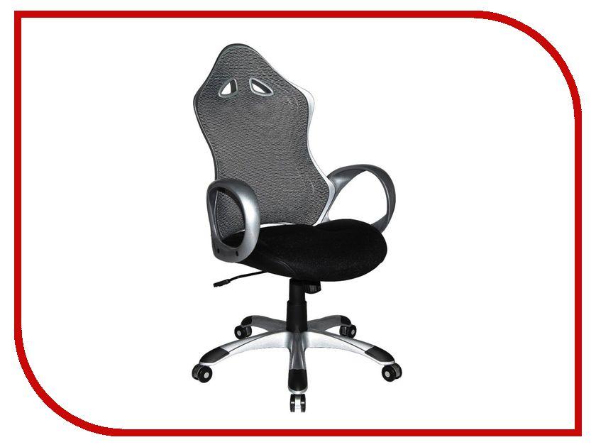 Компьютерное кресло Norden Тесла Grey-Silver CX0398H01