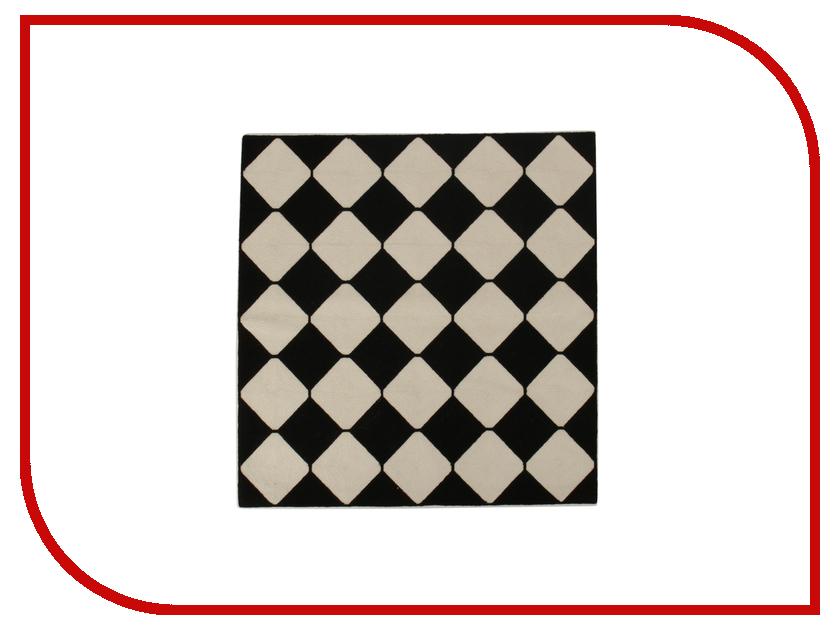 Наволочка Estro ПВ071 45x45 Black-White