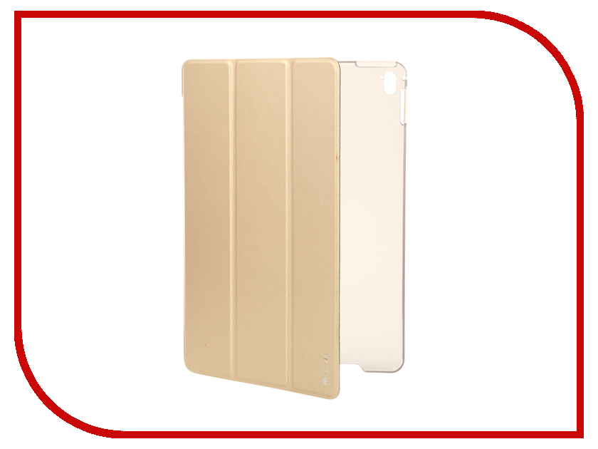 Аксессуар Чехол Devia Light Grace Leather для iPad Pro 9.7 / Air 2 Gold гарнитура devia smart bluetooth 4 1 headset white