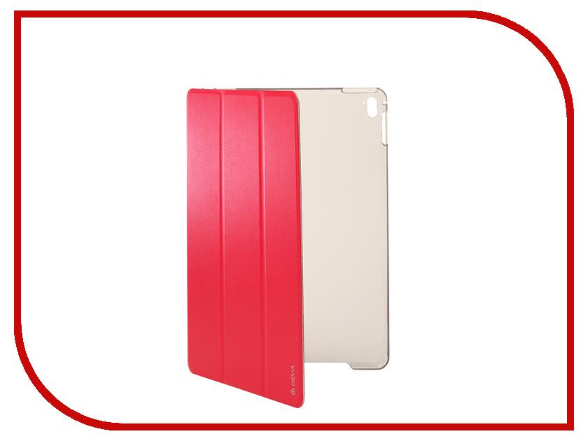 Аксессуар Чехол Devia Light Grace Leather для iPad Pro 9.7 / Air 2 Pink