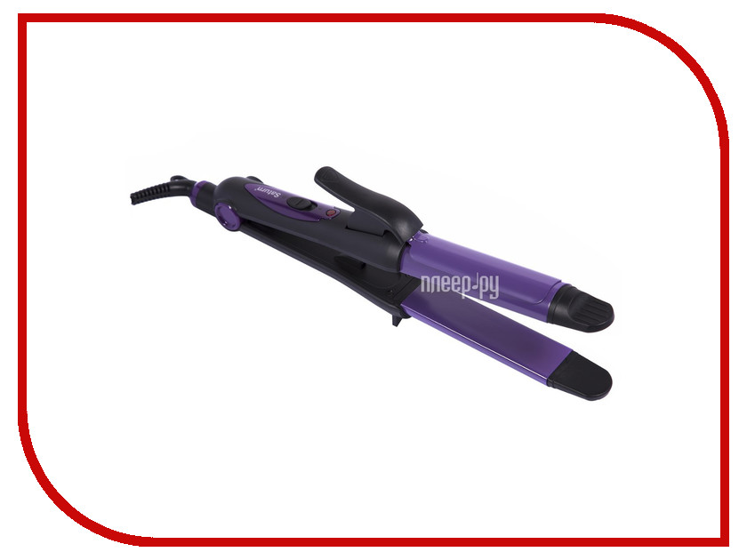 Стайлер Saturn ST-HC7361 Purple saturn st 7081