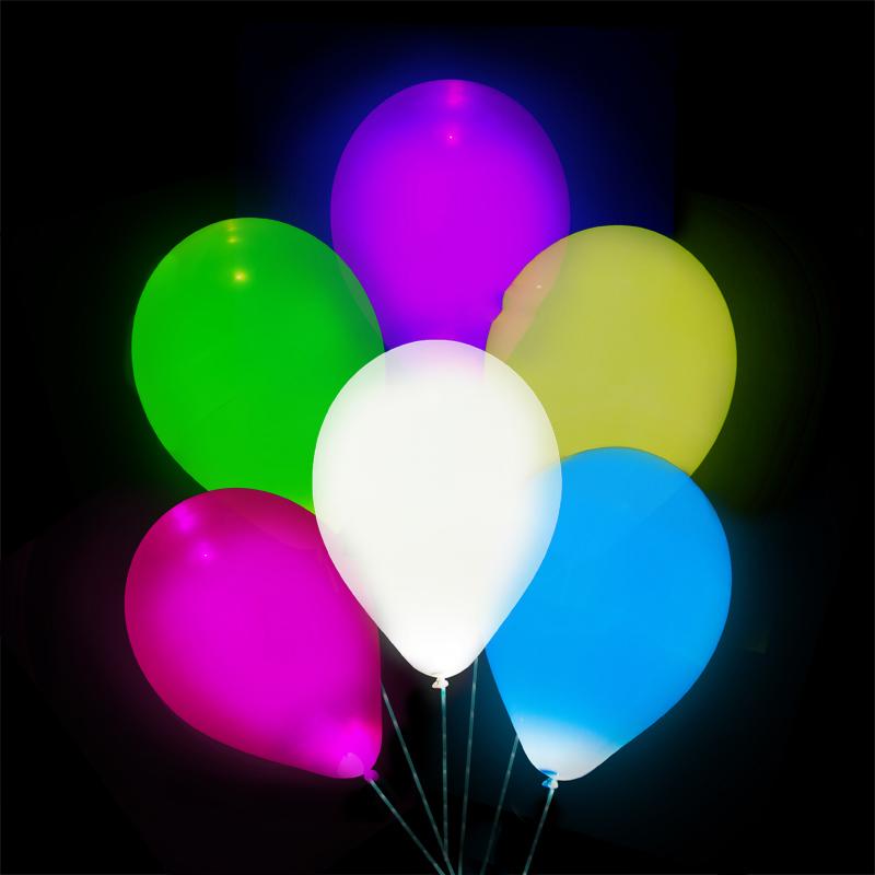 Набор воздушных шаров Город игр Микс 3шт BA8003