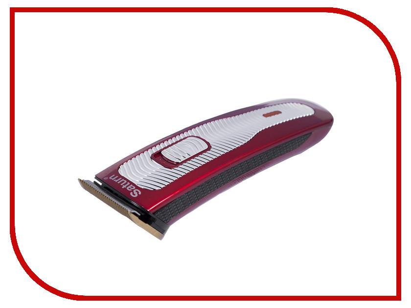 Машинка для стрижки волос Saturn ST-HC7384 Red мини печь saturn st ec10701 black