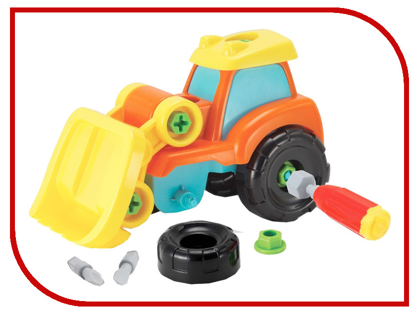 Конструктор Keenway Бульдозер Build & Play 11938 keenway doctors kit 30565