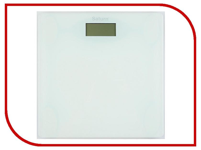 Весы напольные Saturn ST-PS1247 White saturn st ps1247