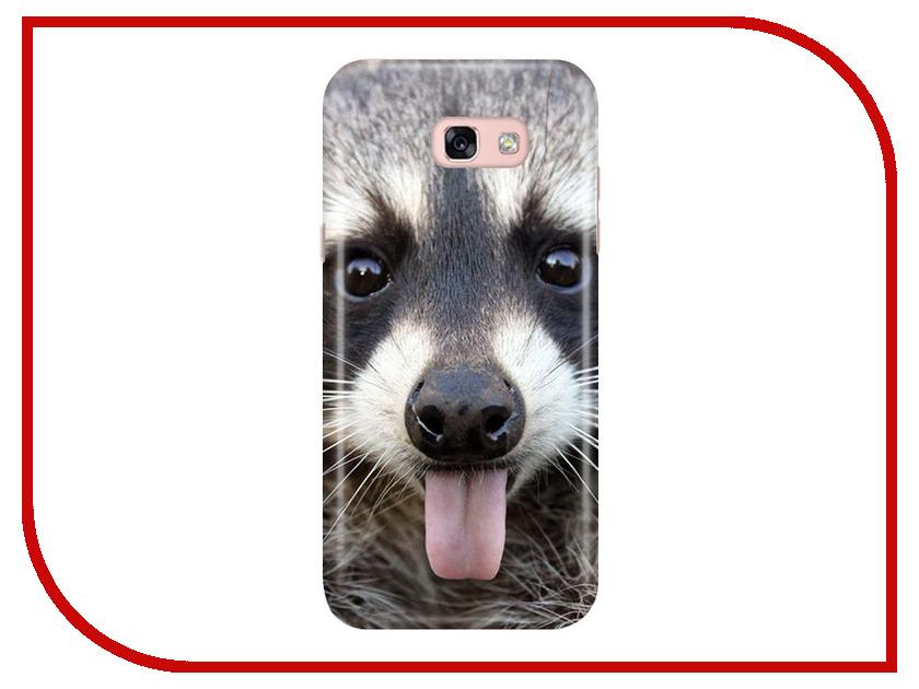 Аксессуар Чехол Samsung Galaxy A5 2017 A520 With Love. Moscow Raccoon 6924 набор инструмента selta 6924
