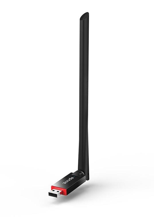 Wi-Fi адаптер Tenda U6 английская версия tenda n301 300mbps wifi router