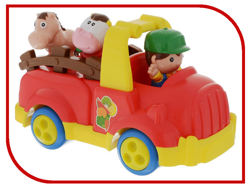 Игра Keenway Веселая ферма 31226 keenway машинка веселая ферма