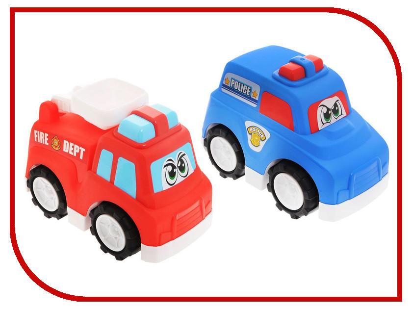 Игрушка Keenway Полиция и пожарные 12832