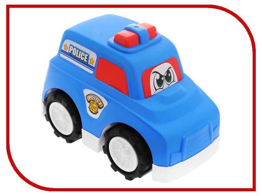 Игрушка Keenway Полицейская машина 12829 keenway keenway машина нажми и поедет полицейская собака