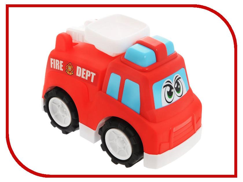 Игрушка Keenway Пожарная машина 12827 keenway keenway пожарная машина со световыми и звуковыми эффектами