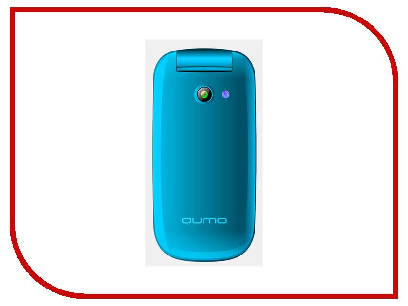 купить Сотовый телефон Qumo Push X21 Blue недорого