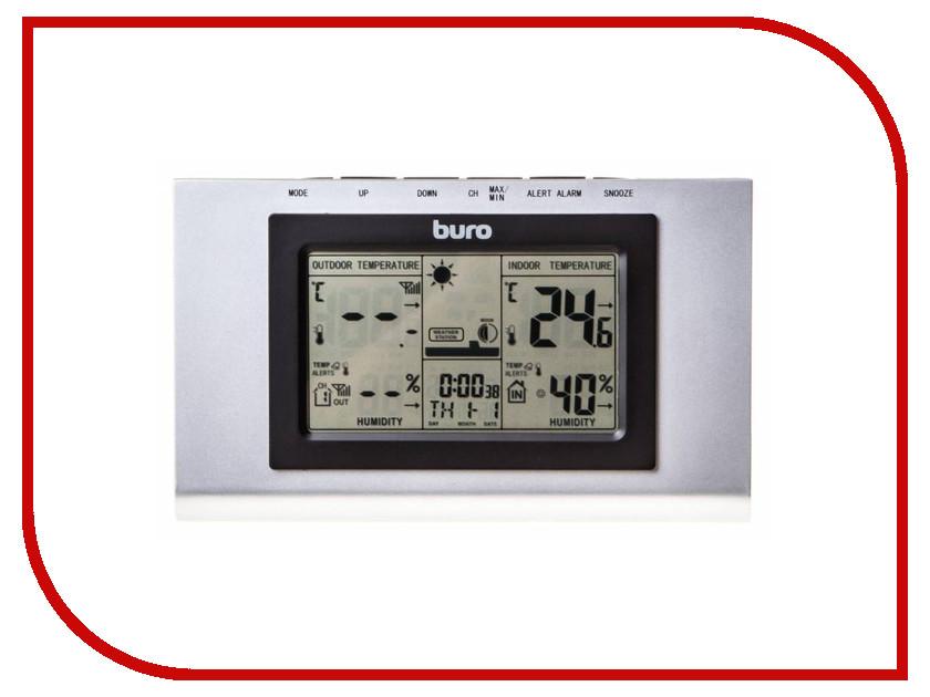 Погодная станция Buro H127G погодная станция tfa 35 1128 01 slim touch