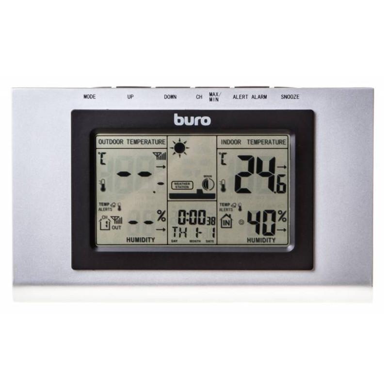 Погодная станция Buro H127G погодная станция meteo guide mg 01309