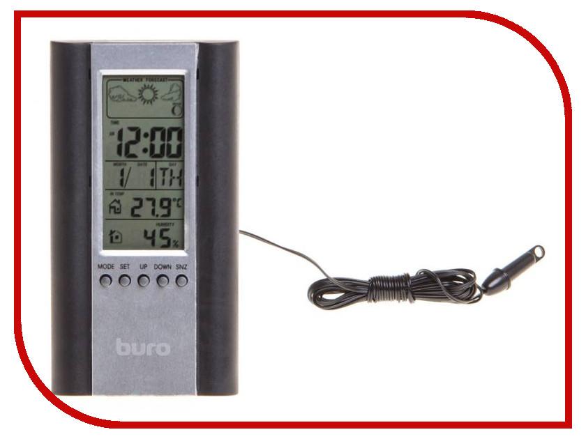 Погодная станция Buro H6308AB цены