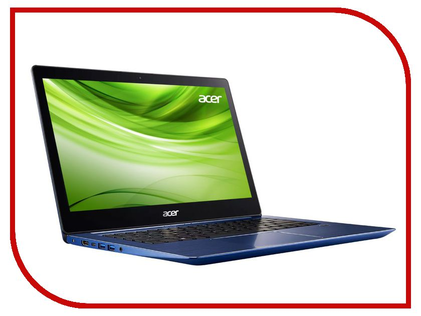 Zakazat.ru: Ноутбук Acer Swift 3 SF314-52G-82UT NX.GQWER.006 (Intel Core i7-8550U 1.8 GHz/8192Mb/256Gb SSD/No ODD/nVidia GeForce MX150 2048Mb/Wi-Fi/Bluetooth/Cam/14.0/1920x1080/Windows 10 64-bit)