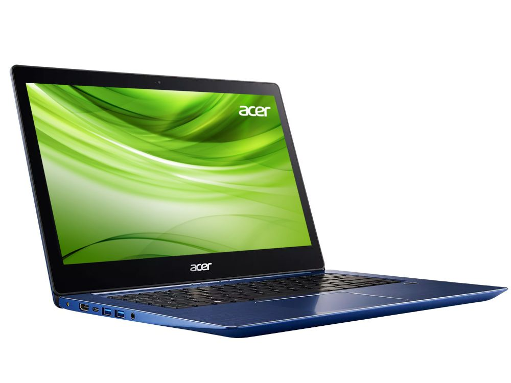 купить Ноутбук Acer Swift 3 SF314-52G-879D NX.GQWER.004 (Intel Core i7-8550U 1.8 GHz/8192Mb/256Gb SSD/nVidia GeForce MX150 2048Mb/Wi-Fi/Bluetooth/Cam/14.0/1920x1080/Linux) по цене 57989 рублей