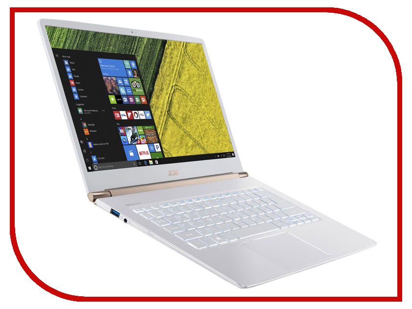 Zakazat.ru: Ноутбук Acer Swift 5 SF514-51-74DM NX.GNHER.007 (Intel Core i7-7500U 2.7 GHz/8192Mb/512Gb SSD/Intel HD Graphics/Wi-Fi/Bluetooth/Cam/14.0/1920x1080/Windows 10 64-bit)