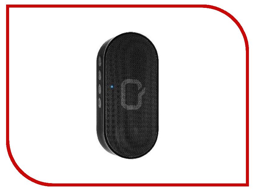 Колонка Qumo X2 Black qumo poweraid slim smart black внешний аккумулятор